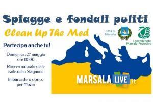 Clean Up 2018 Stagnone di Marsala domenica 27 maggio