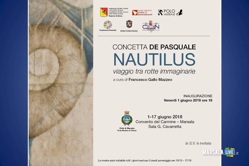 Concetta De Pasquale Nautilus Marsala
