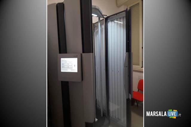 Dermatologia, nuova cabina per fototerapia al Sant_Antonio Abate