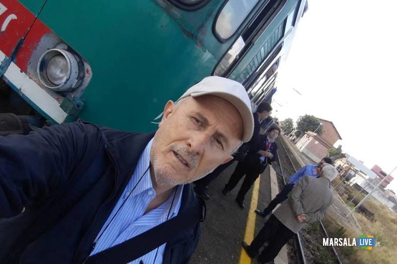 Gaspare Barraco Treno ferrovia
