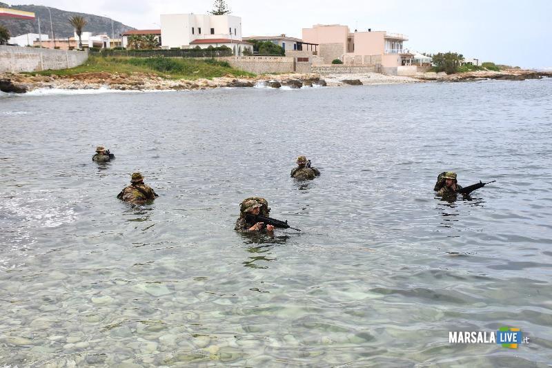 I Bersaglieri della Brigata Aosta si addestrano (2)