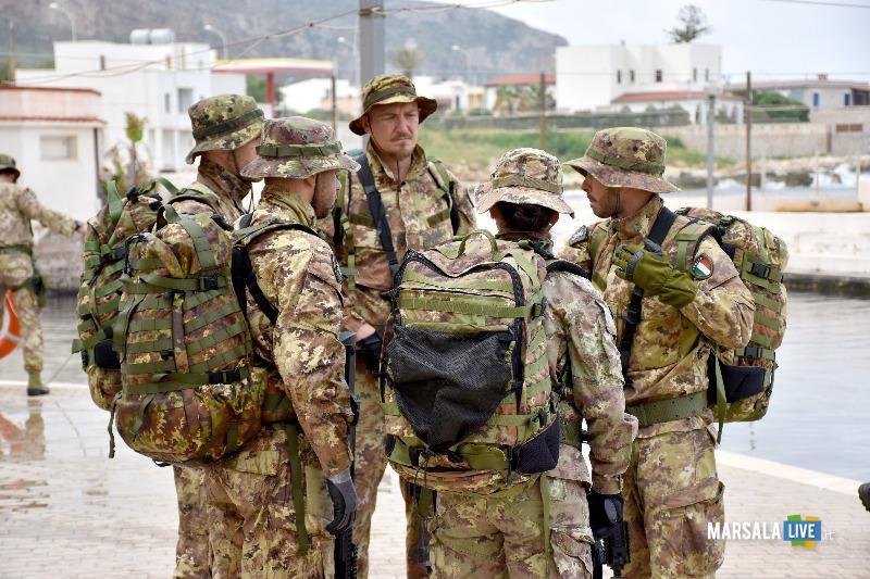 I Bersaglieri della Brigata Aosta si addestrano (4)
