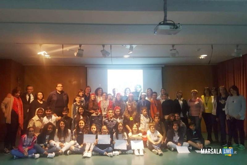 Istituto Gesualdo Nosengo Petrosino, visita a Braga Portogallo (1)