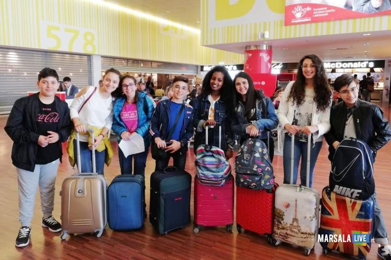 Istituto Gesualdo Nosengo Petrosino, visita a Braga Portogallo (2)