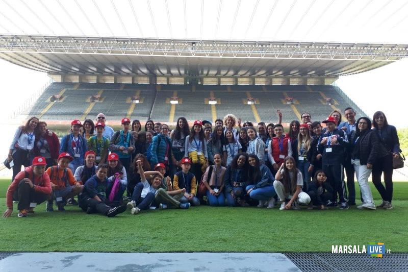 Istituto Gesualdo Nosengo Petrosino, visita a Braga Portogallo (3)