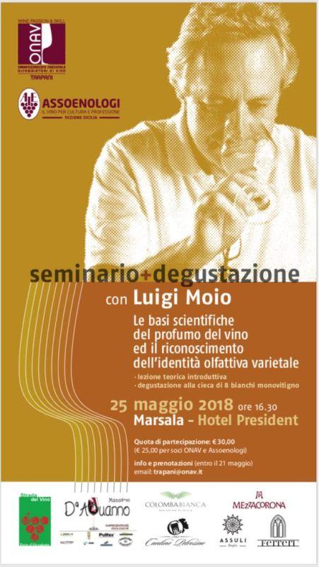 Organizzazione Nazionale Assaggiatori di Vino Massimo D_aguanno Marsala