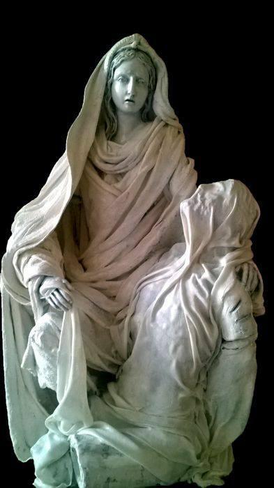 Pietà Velata di Filippo Leto