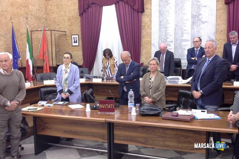 RACOGLIMENTO consiglio comunale marsala