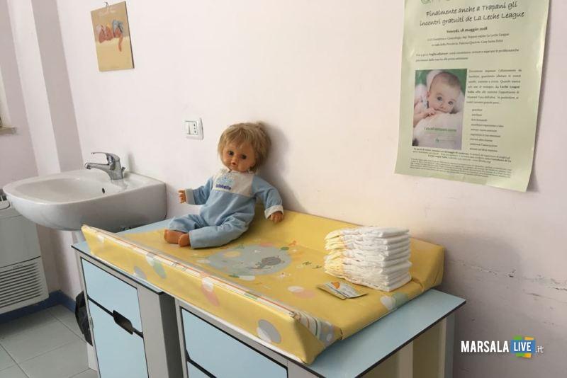 Stazione allattamanto