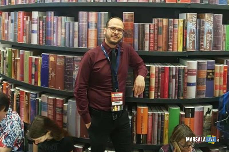 Umberto Rubino Salone Internazionale Libro 12.05.2018