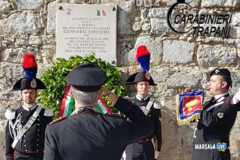 anniversario della morte del carabiniere Gennaro Esposito (2)
