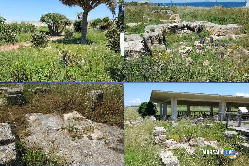parco archeologico lilibeo marsala 2018