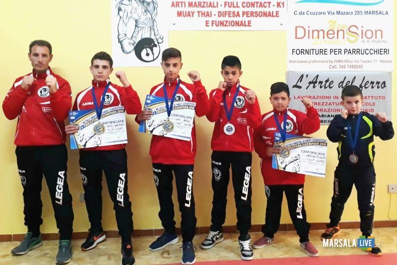 team Biondo Marsala 2018