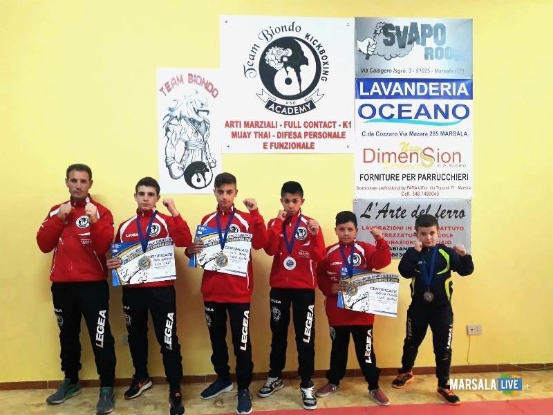 team Biondo Marsala