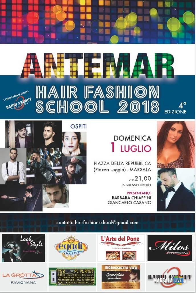 4a edizione di Hair Fashion School By Antemar Marsala (1)
