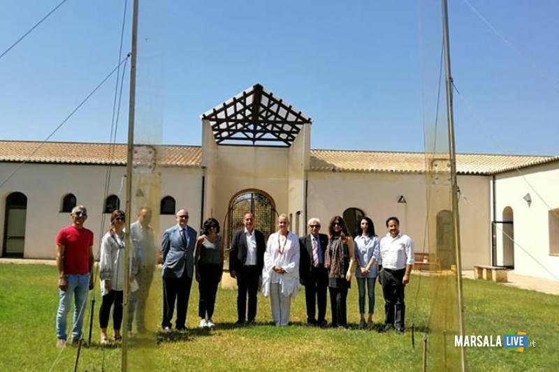 A_inaugurazione Bias Baglio Florio Campobello_foto di gruppo