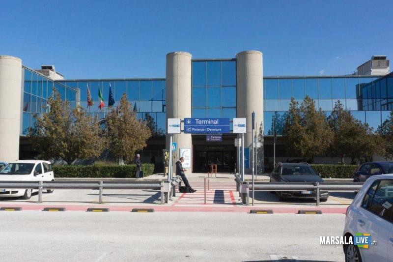 Aeroporto Vincenzo Florio Trapani Birgi