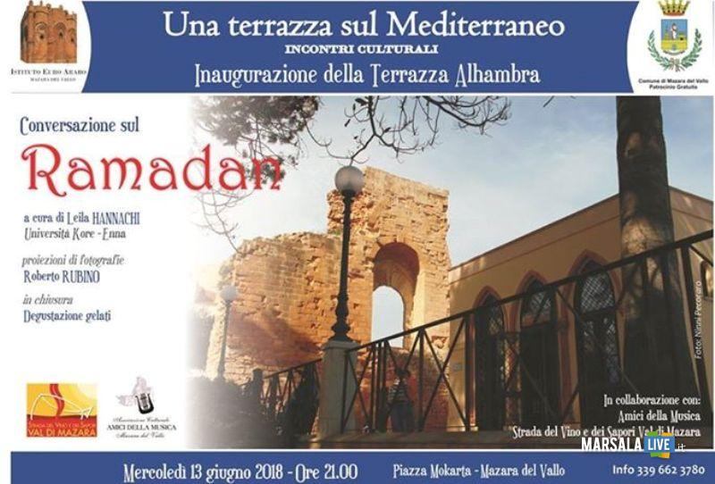 Alhambra una Terrazza sul Mediterraneo Mazara (1)