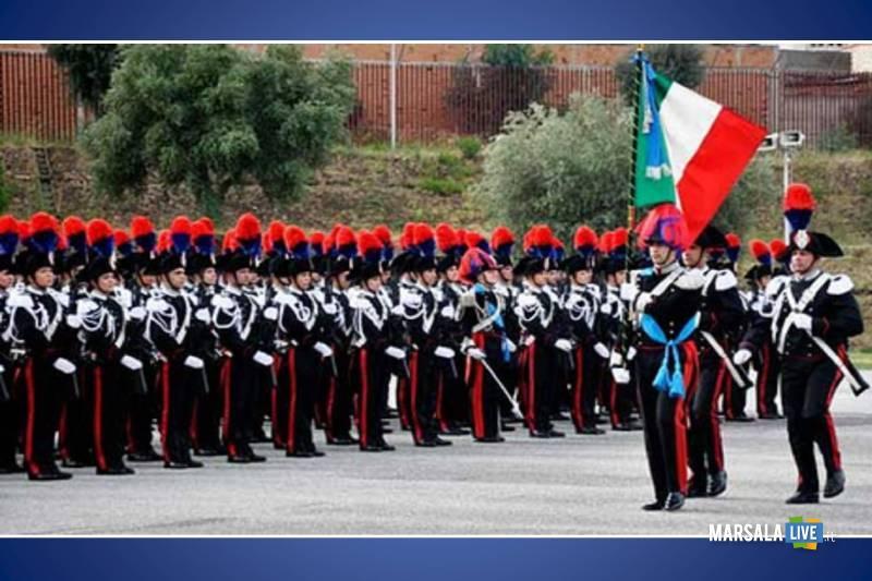 Celebrazione 204°fondazione Arma dei Carabinieri