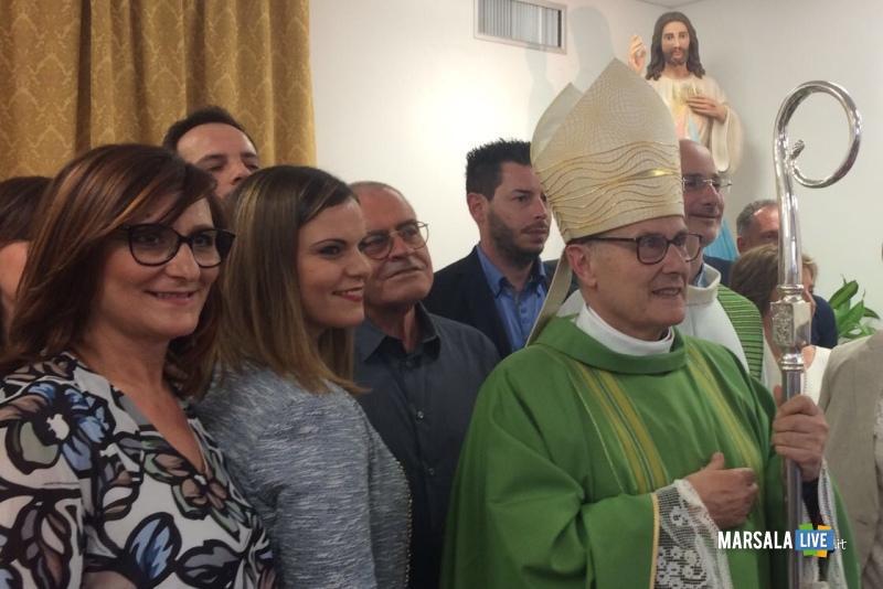 Celebrazione Cresima in Ospedale Mazara Don Antonino Favata (2)