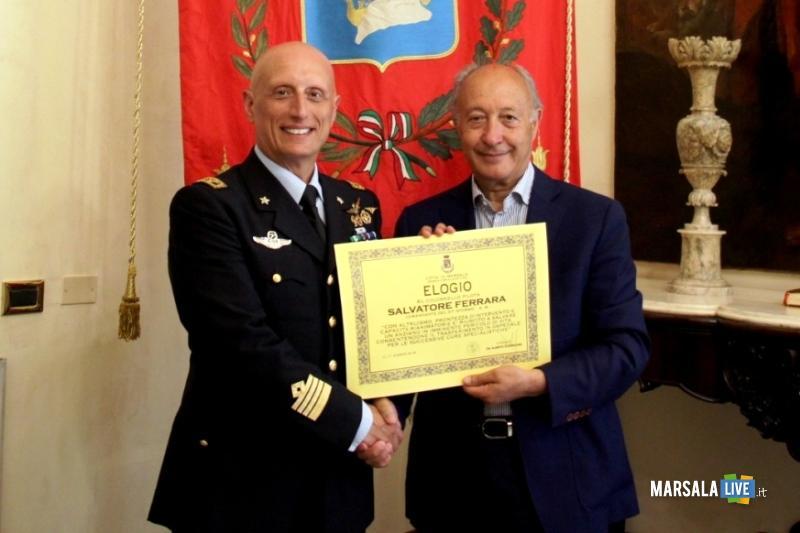 Comandante Ferrara - Sindaco Di Girolamo