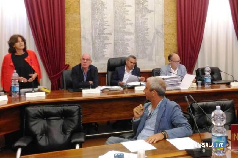 Consiglio comunale 12.6.2018 Marsala