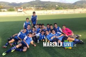Giovanissimi Marsala calcio campioni di Sicilia (1)