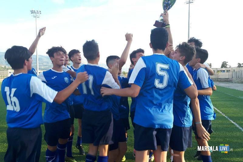 Giovanissimi Marsala calcio campioni di Sicilia (2)
