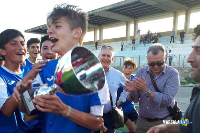 Giovanissimi Marsala calcio campioni di Sicilia (3)