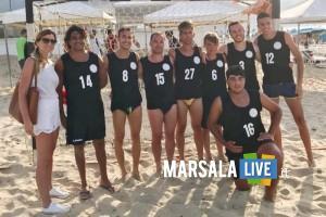 Il Giovinetto Petrosino alle finali regionali Beach Handball