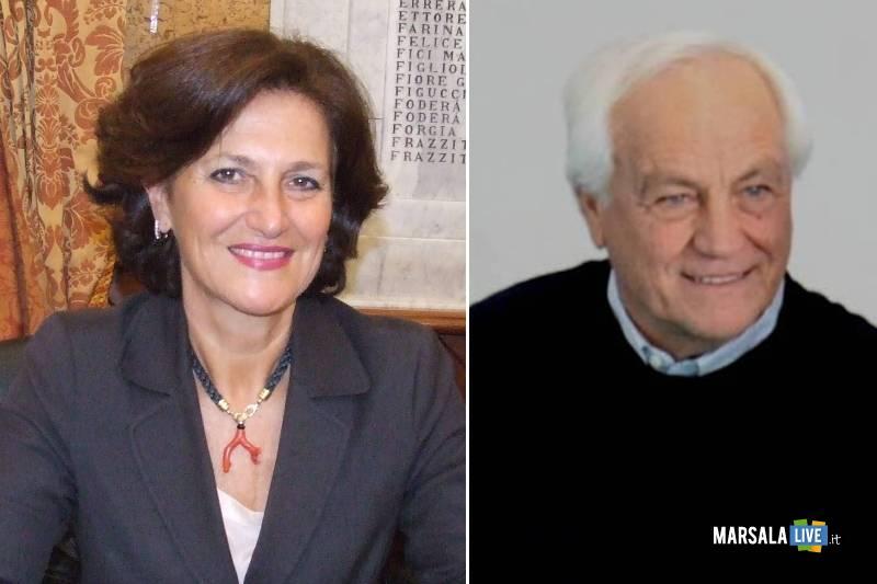 Luigia Ingrassia e Andrea Baiata