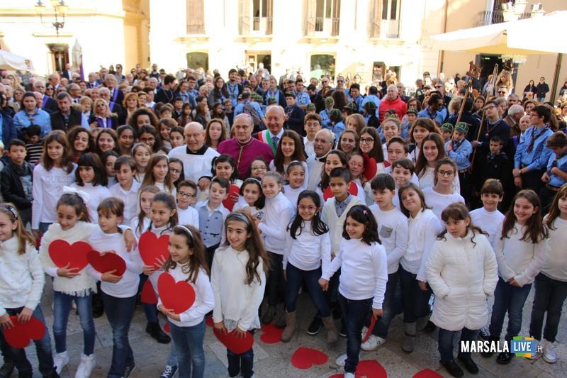 Marsala Padre Narciso 50 anni di sacerdozio (2)