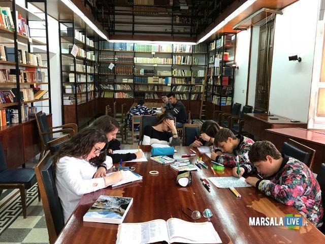 Marsala, concluso al Damiani il progetto Area a rischio (11)