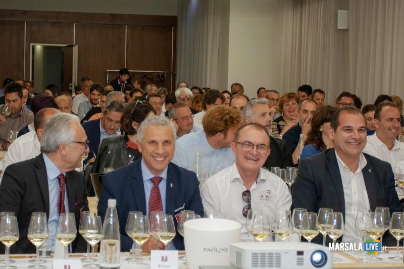 Marsala, seminario_degustazione con Luigi Moio profumi del vino (3)
