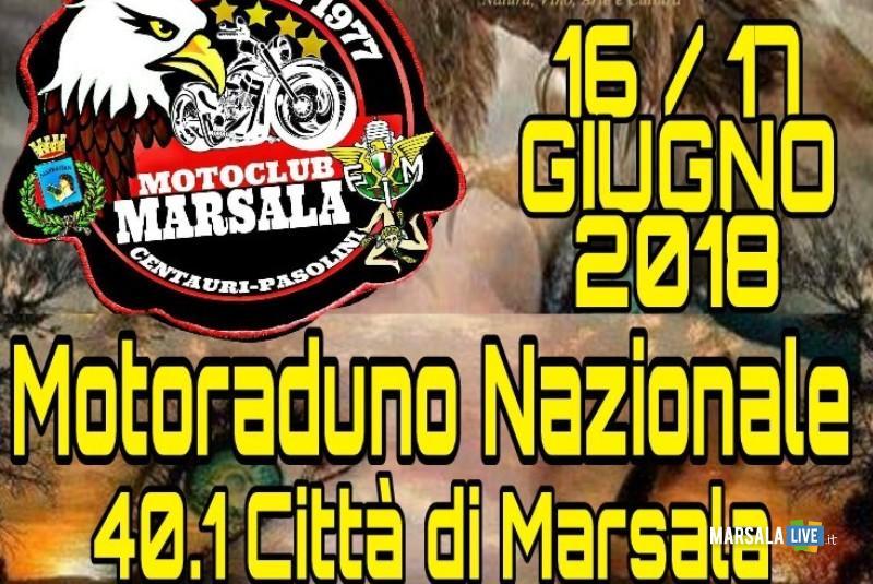 Motoclub Marsala R.Pasolini-Centauri Marsala 2018
