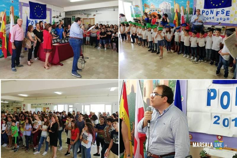 Nosengo Petrosino manifestazione conclusiva Pon Fse 2018
