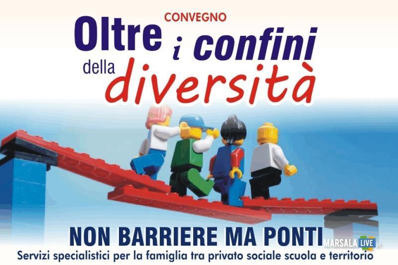 Oltre i confini della diversità, non barriere ma ponti a Marsala