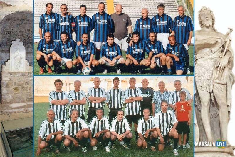 Partita San giovanni a Marsala Inter Juve