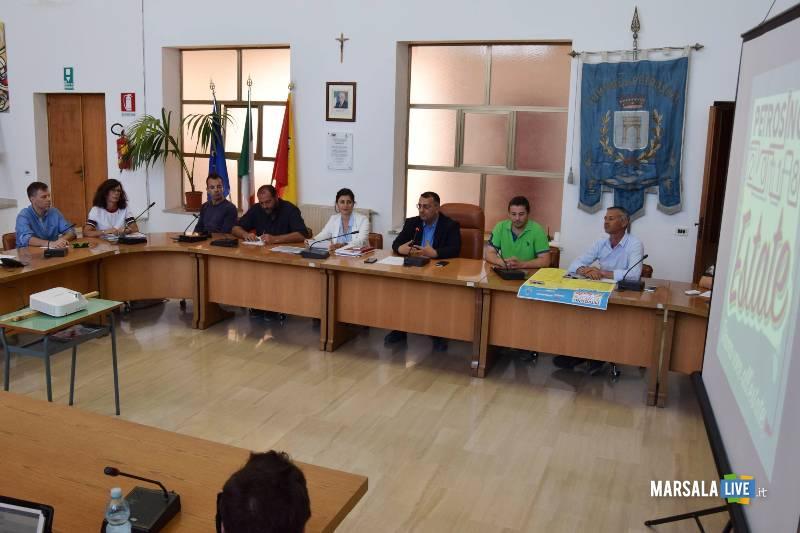 Petrosino Estate 2018 presentazione giunta
