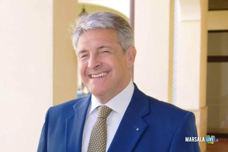 Presidente Distretto della Pesca e Crescita Blu Giovanni Tumbiolo