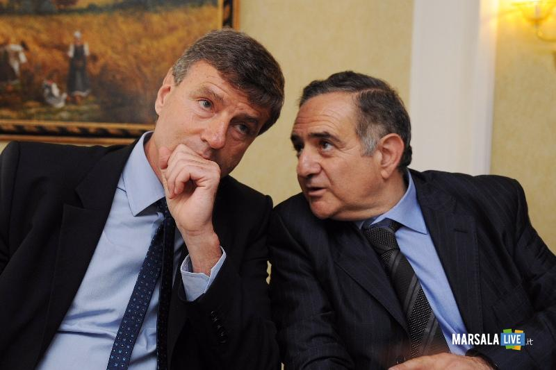 STEFANO MANTEGAZZA E NINO MARINO