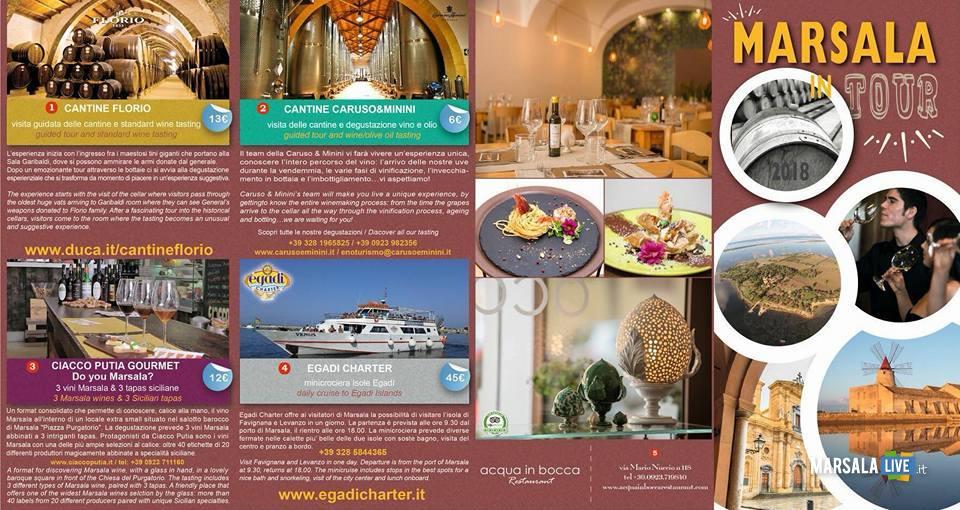 Turismo a Marsala, le cartine turistiche- (2)