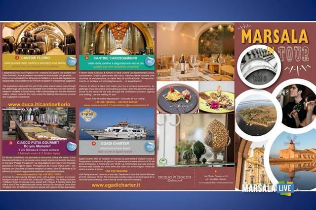 Turismo a Marsala, le cartine turistiche