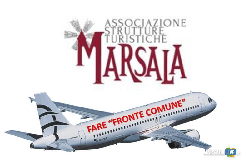 associazione strutture turistiche marsala aereo