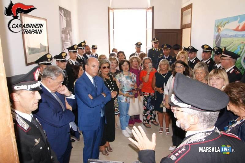 aula audizioni protette Comando Provinciale Carabinieri (2)