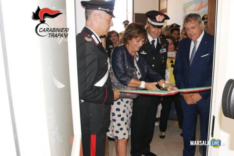 aula audizioni protette Comando Provinciale Carabinieri (3)