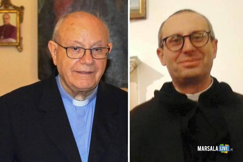 don marco renda e padre Giuseppe Ponte