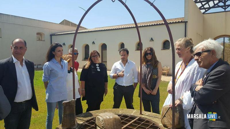 inaugurazione Bias Baglio Florio Campobello_foto 1