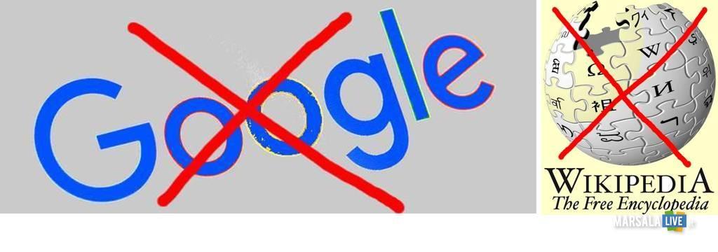 no google no wikipedia