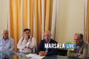 sindaco conferenza debito fuori bilancio Marsala